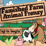Обложка Famished Farm Animal Frenzy
