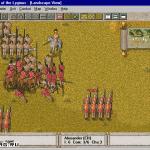 Скриншот The Great Battles of Alexander – Изображение 11