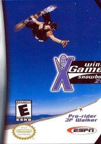 Обложка Winter Games Snowboarding 2002