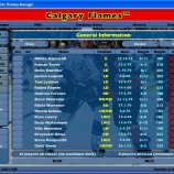 Скриншот NHL Eastside Hockey Manager