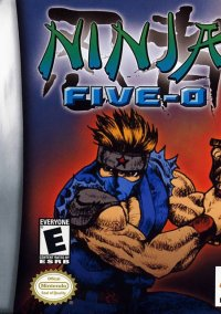 Обложка Ninja Five-O