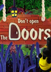 Обложка Don't open the doors!