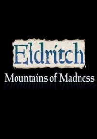 Обложка Eldritch: Mountains of Madness