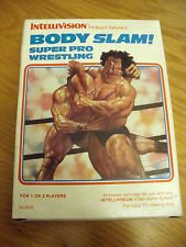 Обложка Body Slam: Super Pro Wrestling