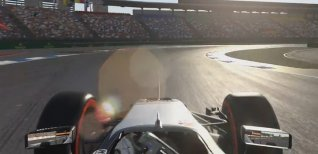 F1 2016. Заезд по трассе Hockenheim