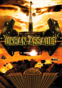 Обложка Urban Assault: Metropolis Dawn