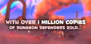 Dungeon Defenders. Видео #12