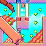 Скриншот Silly Sausage in Meat Land – Изображение 1