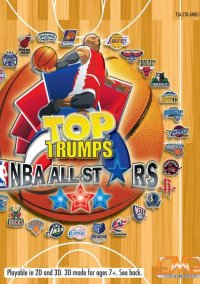 Обложка Top Trumps NBA All Stars