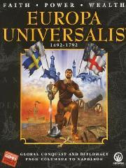 Обложка Europa Universalis