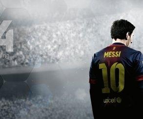 FIFA 14 получит английский вариант обложки с Бэйлом и Месси
