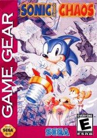 Обложка Sonic Chaos