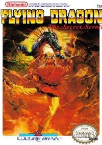 Обложка Flying Dragon: The Secret Scroll