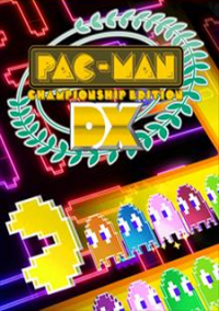 Обложка PAC-MAN Championship Edition DX +