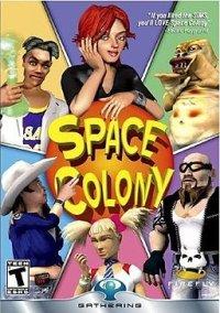 Обложка Space Colony