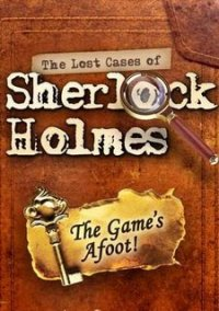 Обложка The Lost Cases of Sherlock Holmes