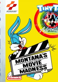 Обложка Tiny Toon Adventures 2: Montana's Movie Madness