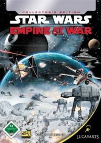 Обложка Star Wars: Empire at War Gold