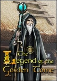 Обложка The Legend of the Golden Tome