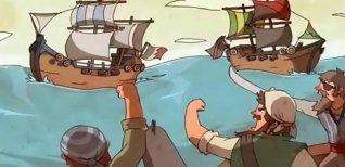 Pirateers 2. Видео #1