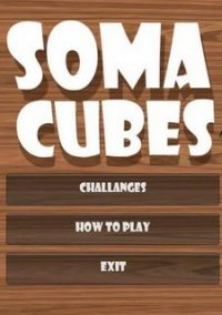 3D Soma Puzzle – фото обложки игры