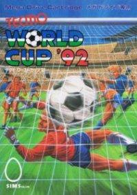 Обложка Tecmo World Cup '92