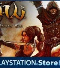 Обложка Realms of Ancient War
