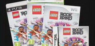 Lego Rock Band. Видео #3