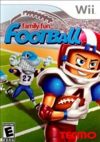 Обложка Family Fun Football