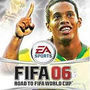 Обложка FIFA 06 Road to FIFA World Cup
