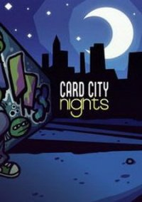 Обложка Card City Nights