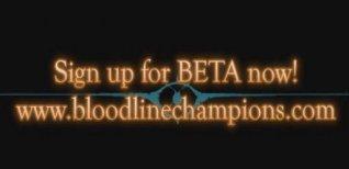 Bloodline Champions. Видео #2