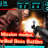 Скриншот Gun Zombie: Hellgate
