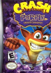Обложка Crash Bandicoot Purple: Ripto's Rampage