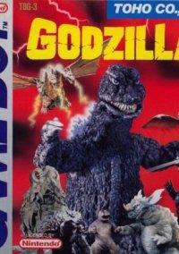 Обложка Godzilla