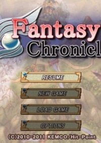 Обложка Fantasy Chronicle