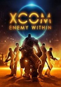 Обложка XCOM: Enemy Within