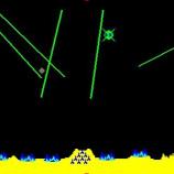 Скриншот Missile Command