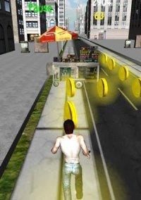 City Run New York – фото обложки игры