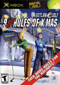 Обложка Outlaw Golf: 9 More Holes of X-Mas