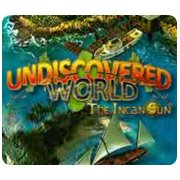 Обложка Undiscovered World: The Incan Sun
