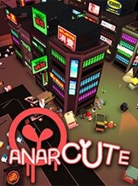 Обложка Anarcute