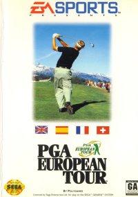 Обложка PGA European Tour