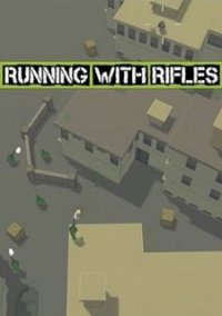 Обложка Running with Rifles