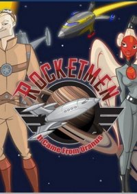 Обложка Rocketmen: It Came from Uranus