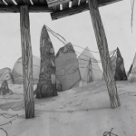 Скриншот The guilt and the shadow – Изображение 3