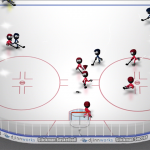 Скриншот Stickman Ice Hockey – Изображение 4