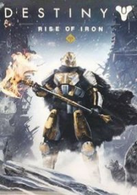 Обложка Destiny: Rise of Iron