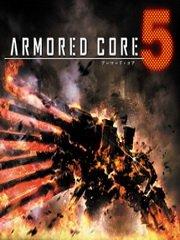 Обложка Armored Core 5