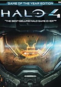 Обложка Halo 4: Game of the Year Edition